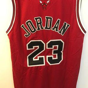wholesale dealer 90690 3141c Michael Jordan Finals #23 Authentic Jersey NWT